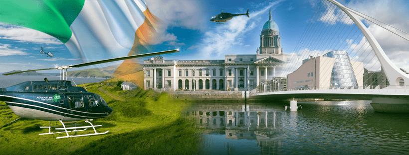 Helicoptor Tour Ireland