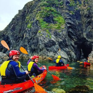 Sea Kayaking Wexford, Ireland